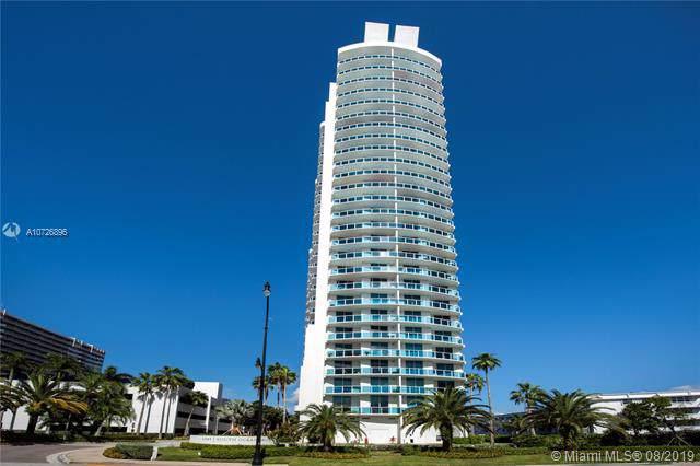 1945 S Ocean Dr #1610, Hallandale, FL 33009 (MLS #A10726896) :: Berkshire Hathaway HomeServices EWM Realty