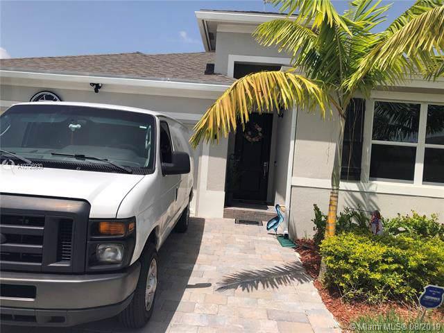 27924 SW 133rd Path, Homestead, FL 33032 (MLS #A10726930) :: The Paiz Group