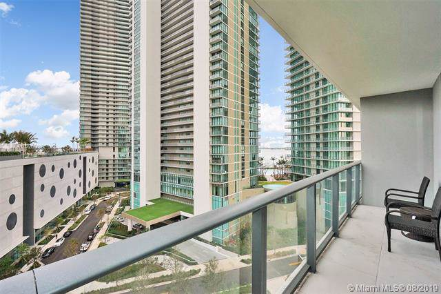 501 NE 31st St #702, Miami, FL 33137 (MLS #A10726986) :: The Adrian Foley Group