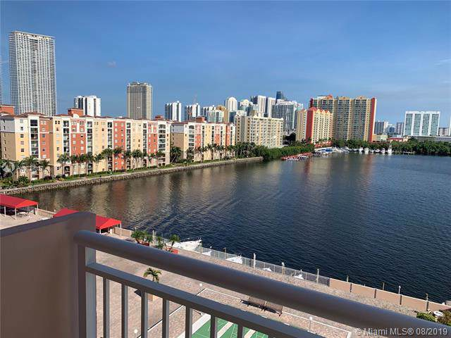250 174th St #917, Sunny Isles Beach, FL 33160 (MLS #A10727037) :: Ray De Leon with One Sotheby's International Realty
