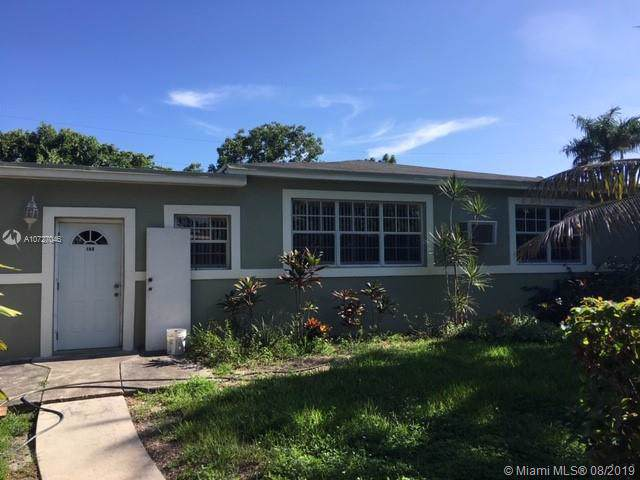 180 NE 121st St, North Miami, FL 33161 (MLS #A10727046) :: Ray De Leon with One Sotheby's International Realty