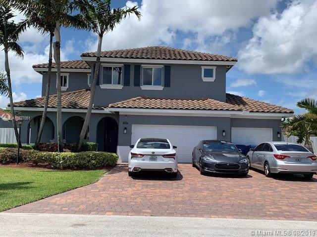 13301 SW 210th St, Miami, FL 33177 (MLS #A10727051) :: Ray De Leon with One Sotheby's International Realty