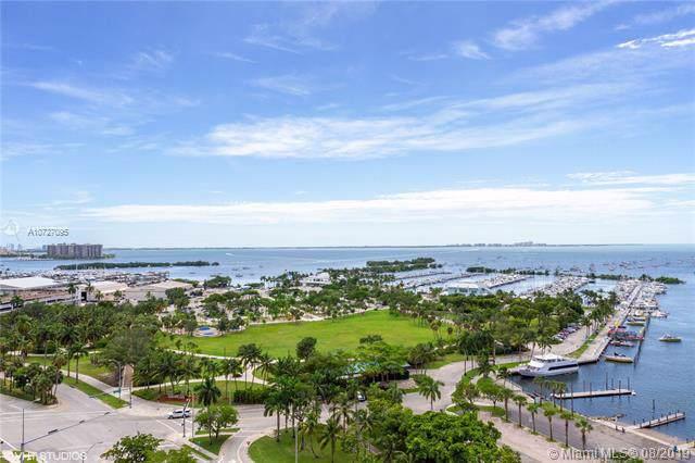 2843 S Bayshore Dr P4-E, Miami, FL 33133 (MLS #A10727095) :: Laurie Finkelstein Reader Team