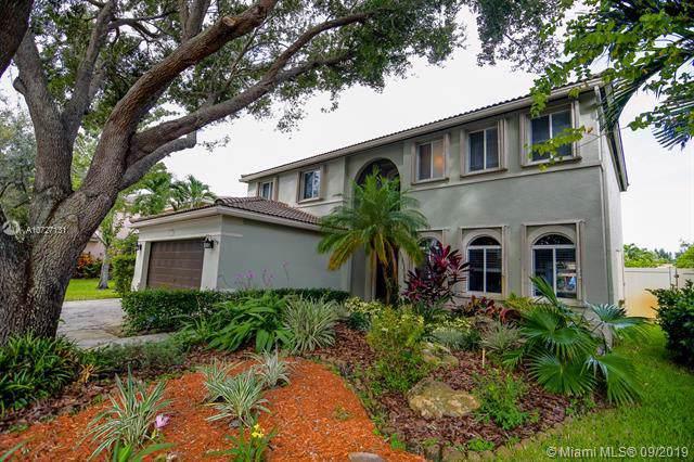 1520 SW 106th Ter, Davie, FL 33324 (MLS #A10727131) :: Grove Properties
