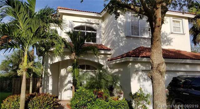 1765 NW 77th Ave, Pembroke Pines, FL 33024 (MLS #A10727152) :: The Teri Arbogast Team at Keller Williams Partners SW