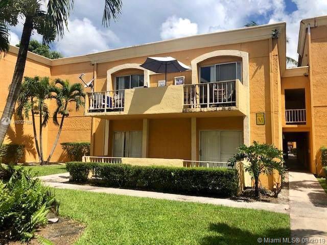 17911 NW 68th Ave M103, Hialeah, FL 33015 (MLS #A10727169) :: The Paiz Group