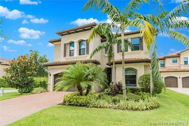 16920 Bridge Crossing Cir, Delray Beach, FL 33446 (MLS #A10727205) :: Ray De Leon with One Sotheby's International Realty