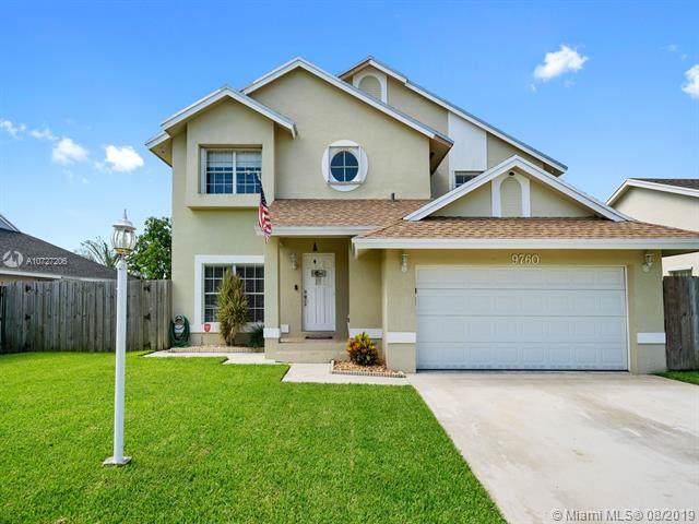 9760 SW 220th St, Cutler Bay, FL 33190 (MLS #A10727206) :: Prestige Realty Group