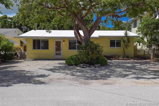19 SE Marlin Ave, Other City - Keys/Islands/Caribbean, FL 33037 (MLS #A10727222) :: The Paiz Group