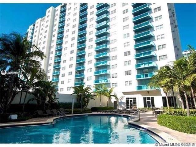 4001 S Ocean Dr 14R, Hollywood, FL 33019 (MLS #A10727231) :: Laurie Finkelstein Reader Team