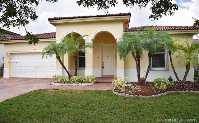 2102 NE 40 AVE, Homestead, FL 33033 (MLS #A10727234) :: Prestige Realty Group