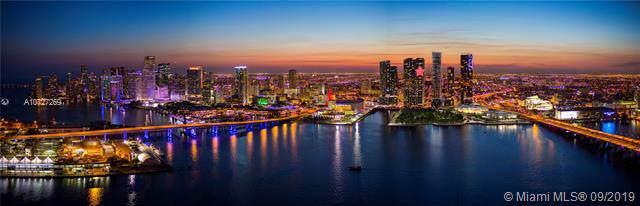 900 Biscayne Blvd #4506, Miami, FL 33132 (MLS #A10727269) :: Patty Accorto Team