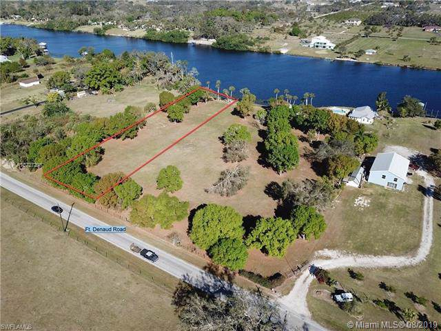 3810 Fort Denaud, Other City - In The State Of Florida, FL 33935 (MLS #A10727291) :: Berkshire Hathaway HomeServices EWM Realty
