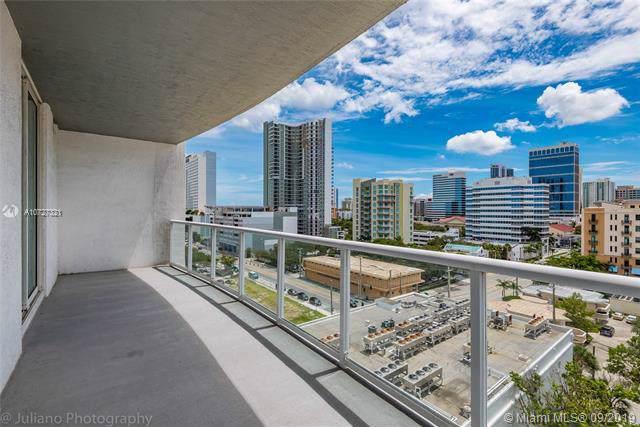 315 NE 3rd Av #804, Fort Lauderdale, FL 33301 (MLS #A10727321) :: The Kurz Team