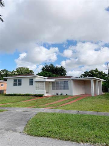 130 NE 121st Ter, North Miami, FL 33161 (MLS #A10727362) :: Grove Properties