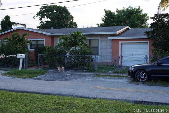 11620 NW 1st Ave, Miami, FL 33168 (MLS #A10727368) :: The Riley Smith Group