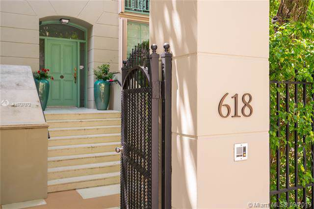 618 Valencia Ave #101, Coral Gables, FL 33134 (MLS #A10727372) :: Carole Smith Real Estate Team