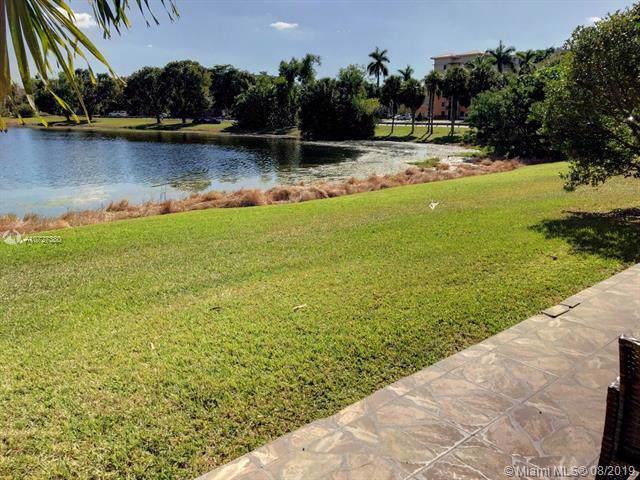 9351 Fontainebleau Blvd B111, Miami, FL 33172 (MLS #A10727380) :: Castelli Real Estate Services