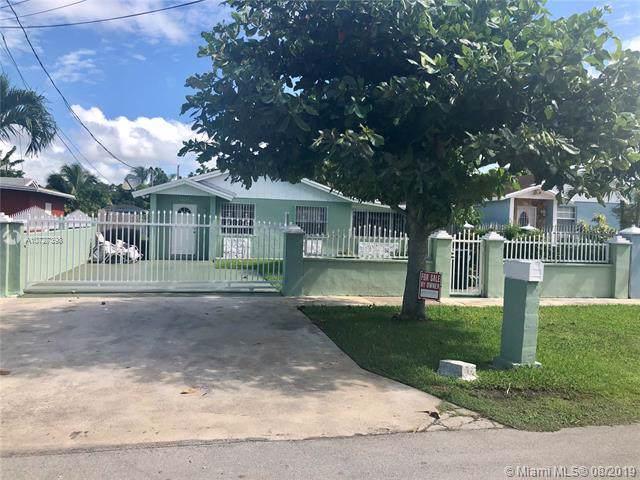 336 NW 3rd St, Florida City, FL 33034 (MLS #A10727398) :: The Paiz Group