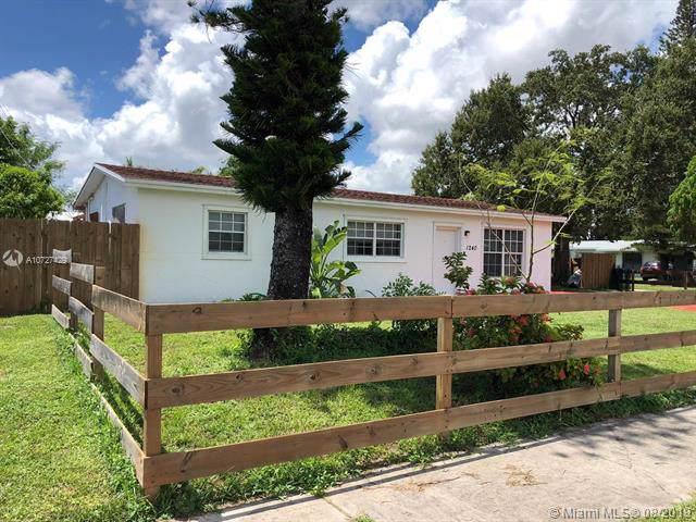 1240 NE 213th Ter, Miami, FL 33179 (MLS #A10727429) :: Laurie Finkelstein Reader Team