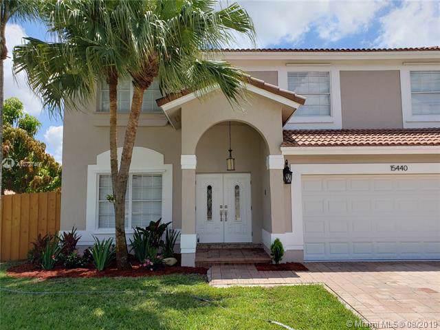 15440 SW 148th St, Miami, FL 33196 (MLS #A10727466) :: The Paiz Group