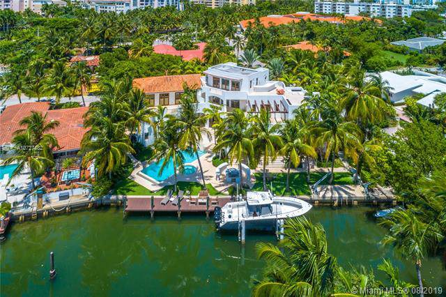 100 Island Drive, Key Biscayne, FL 33149 (MLS #A10727482) :: The Riley Smith Group
