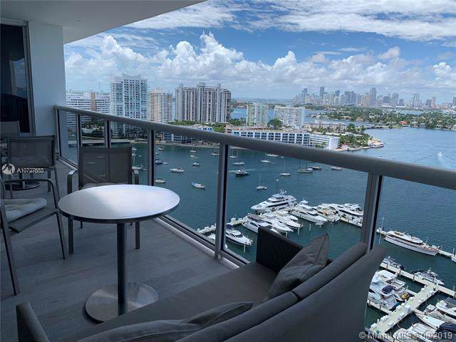 1900 Sunset Harbour Dr #2312, Miami Beach, FL 33139 (MLS #A10727553) :: Grove Properties