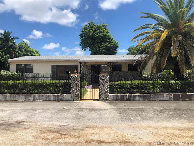 6825 NW 28th Ave, Miami, FL 33147 (MLS #A10727624) :: The Teri Arbogast Team at Keller Williams Partners SW
