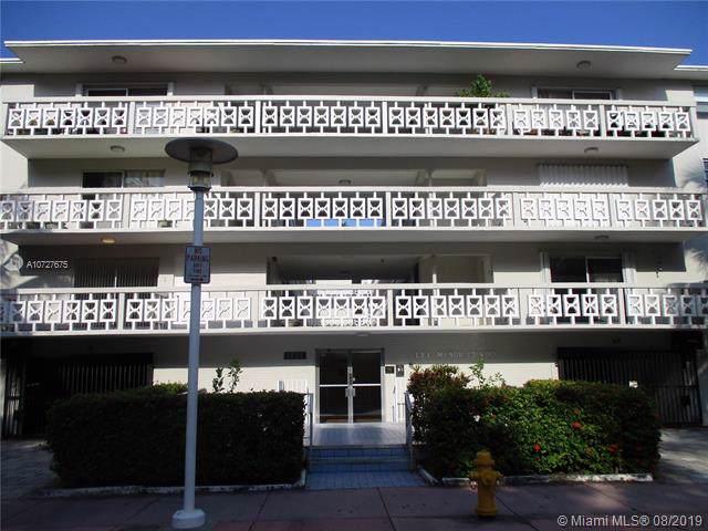 1725 James Ave #10, Miami Beach, FL 33139 (MLS #A10727675) :: The TopBrickellRealtor.com Group