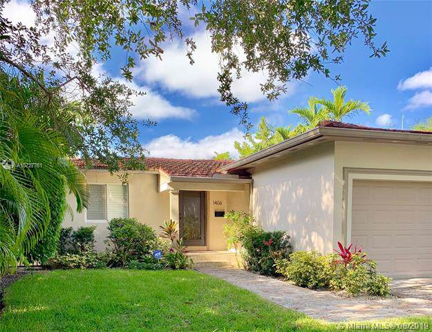1406 Sorolla Ave, Coral Gables, FL 33134 (MLS #A10727761) :: The Riley Smith Group