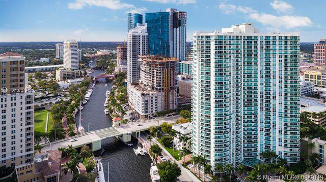 347 N New River Dr E #2809, Fort Lauderdale, FL 33301 (MLS #A10727945) :: The TopBrickellRealtor.com Group