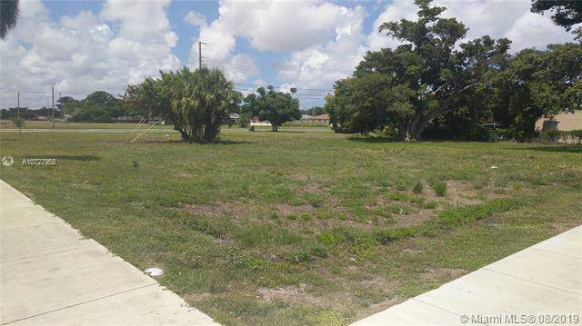 31 Nw Ave, Pompano Beach, FL 33069 (MLS #A10727958) :: The Kurz Team