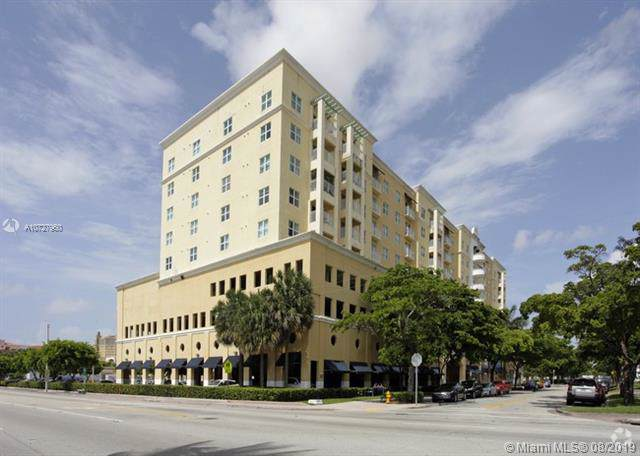 50 Menores Ave #817, Coral Gables, FL 33134 (MLS #A10727960) :: The Kurz Team