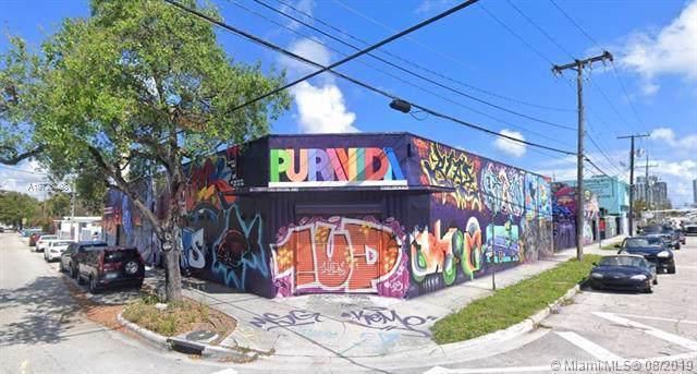 591 NW 29th St, Miami, FL 33127 (MLS #A10728098) :: Albert Garcia Team