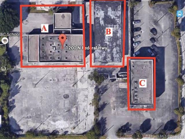 1200 N Federal Hwy, Hollywood, FL 33020 (MLS #A10728145) :: The Paiz Group