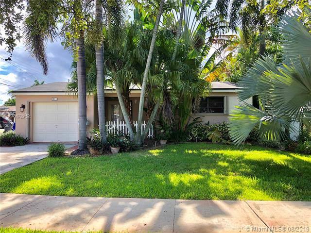 911 N Park Rd, Hollywood, FL 33021 (MLS #A10728152) :: Green Realty Properties