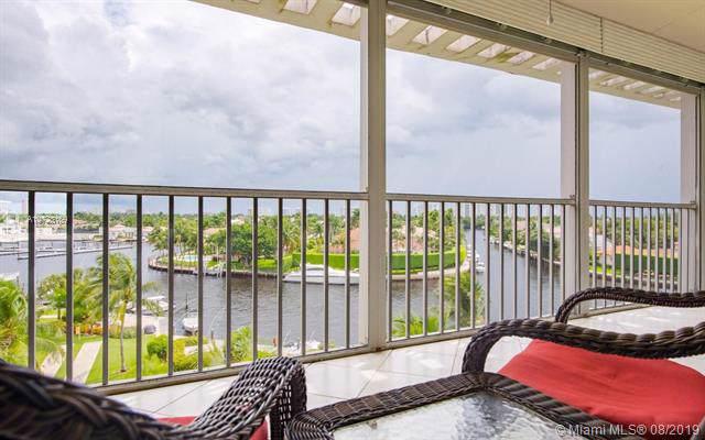 400 N Federal Hwy #608, Deerfield Beach, FL 33441 (MLS #A10728189) :: Ray De Leon with One Sotheby's International Realty