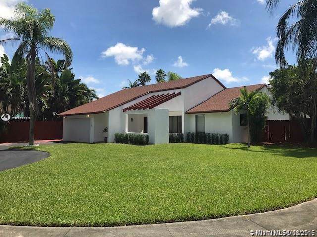 13320 SW 119th St, Miami, FL 33186 (MLS #A10728259) :: GK Realty Group LLC