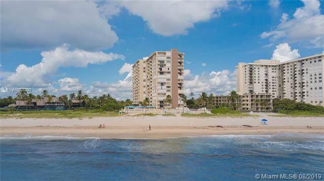 2000 S Ocean Blvd 6C, Lauderdale By The Sea, FL 33062 (MLS #A10728293) :: The Kurz Team