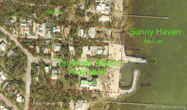 Lot 8 Beach Rd., Other City - Keys/Islands/Caribbean, FL 33070 (MLS #A10728325) :: Castelli Real Estate Services