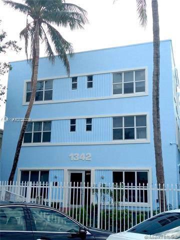 1342 Drexel Ave #305, Miami Beach, FL 33139 (MLS #A10728339) :: Castelli Real Estate Services