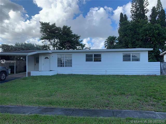 921 SW 3rd St, Hallandale, FL 33009 (MLS #A10728371) :: The Paiz Group