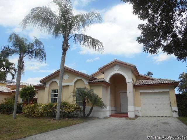 14271 SW 154th Ct, Miami, FL 33196 (MLS #A10728456) :: Berkshire Hathaway HomeServices EWM Realty