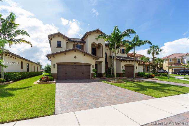 8880 Edgewater Pl, Parkland, FL 33076 (MLS #A10728465) :: Castelli Real Estate Services