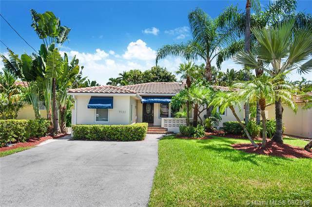 9133 Byron Ave, Surfside, FL 33154 (MLS #A10728600) :: Berkshire Hathaway HomeServices EWM Realty