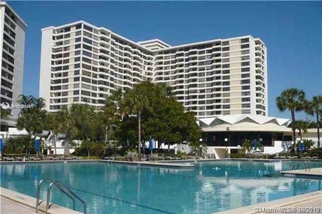 500 Three Islands Blvd #1208, Hallandale, FL 33009 (MLS #A10728641) :: RE/MAX Presidential Real Estate Group