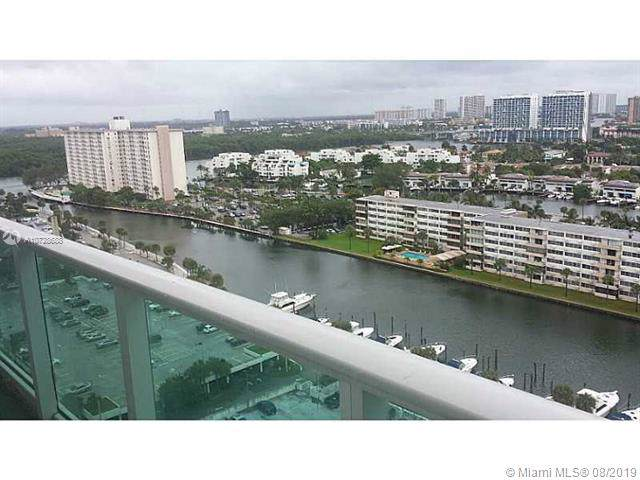 100 Bayview Dr #1930, Sunny Isles Beach, FL 33160 (MLS #A10728688) :: The TopBrickellRealtor.com Group