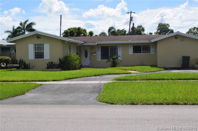 1121 E Indiana Ave, Fort Lauderdale, FL 33312 (MLS #A10728689) :: Castelli Real Estate Services