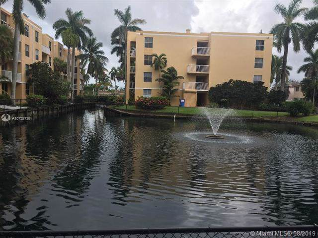 1341 SE 3 AVENUE #106, Dania Beach, FL 33004 (MLS #A10728739) :: Berkshire Hathaway HomeServices EWM Realty