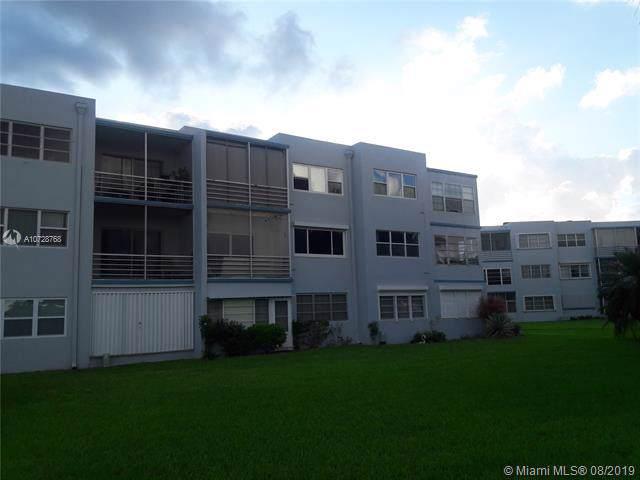 2223 Park Ln #315, Hollywood, FL 33021 (MLS #A10728768) :: Castelli Real Estate Services